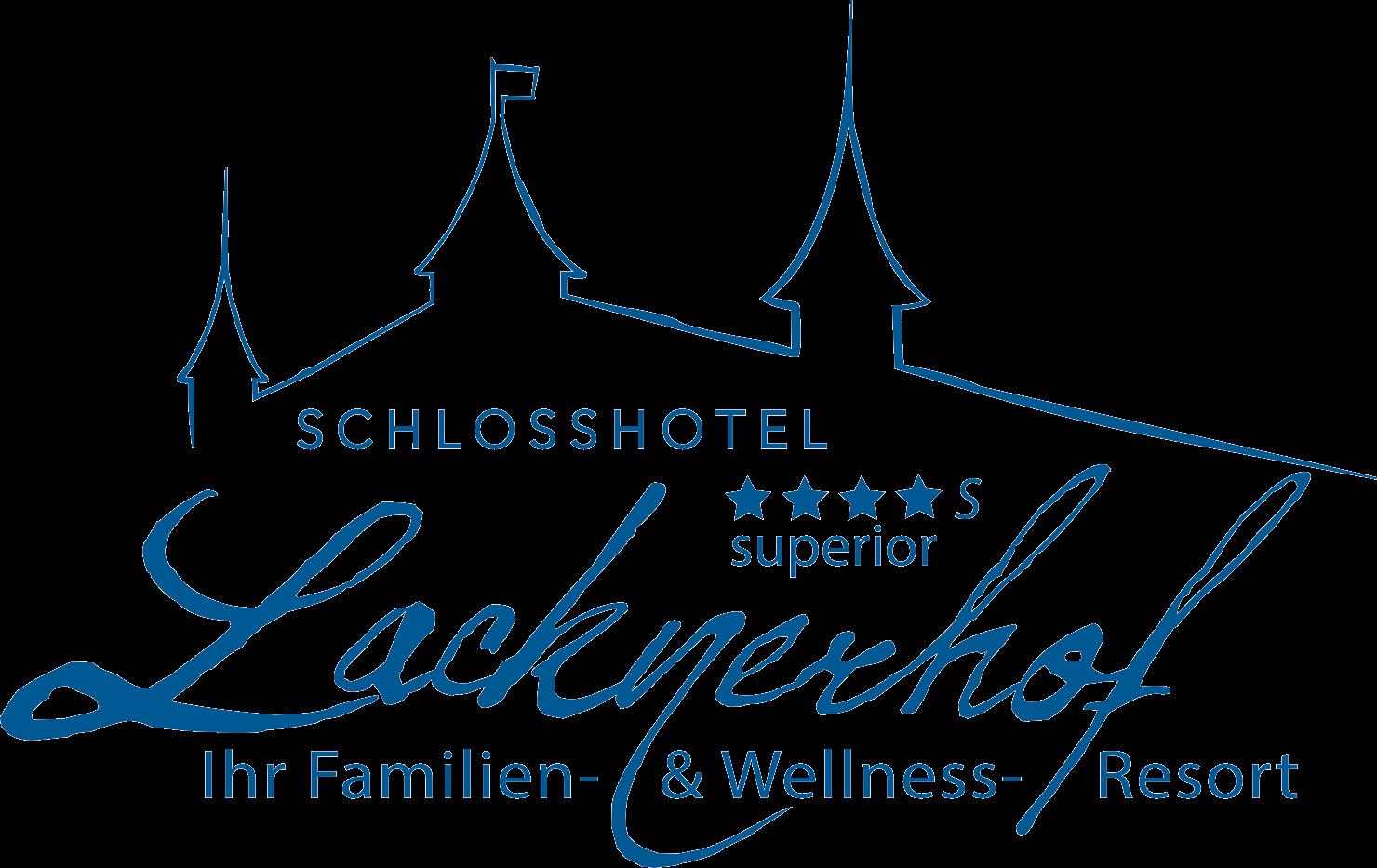 Logo Lacknerhof blau